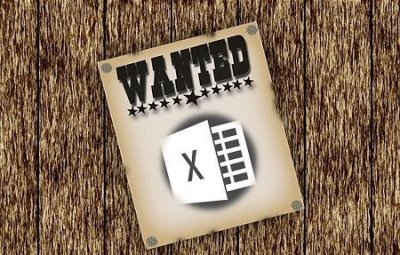 Excel-Most-Wanted