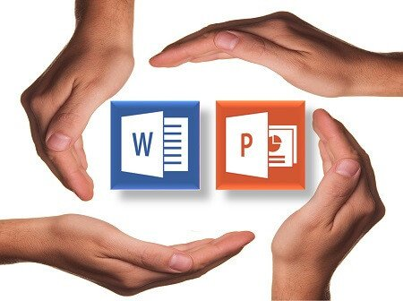 PowerPoint in Word einfügen