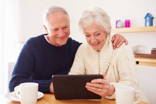 Smartphone und Tablet Training