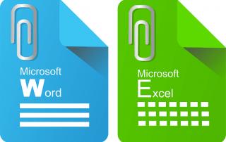 So fuegen Sie einfach Excel Tabellen in Word ein