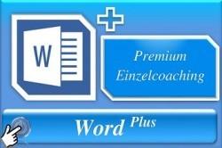 Word Aufbaukurs Einzelunterricht
