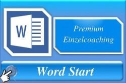 Word Anfängerkurs Einzelunterricht