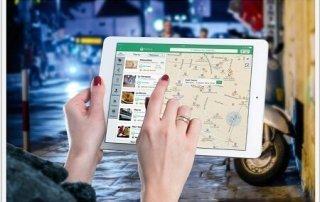 Google Maps Route erstellen und speichern