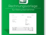 Excel Rechnungsvorlage-Kleinunternehmer