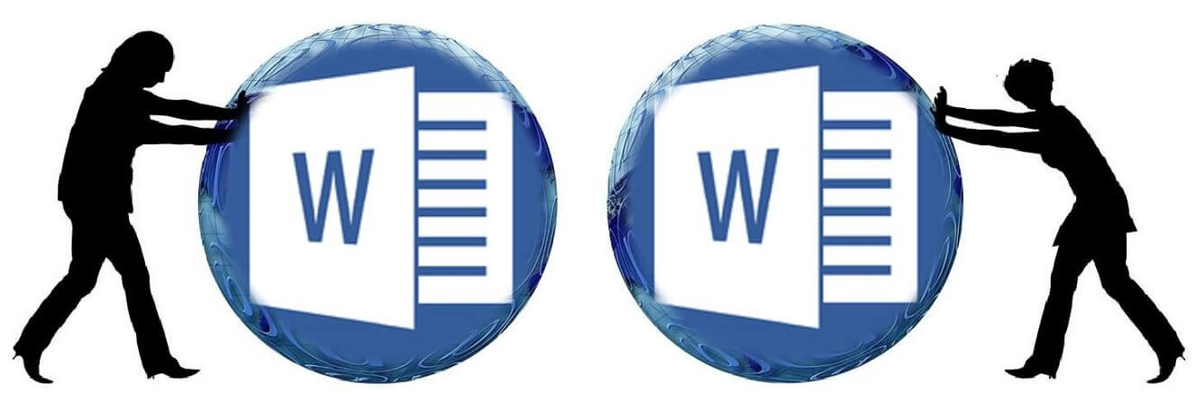 Move pages in Word