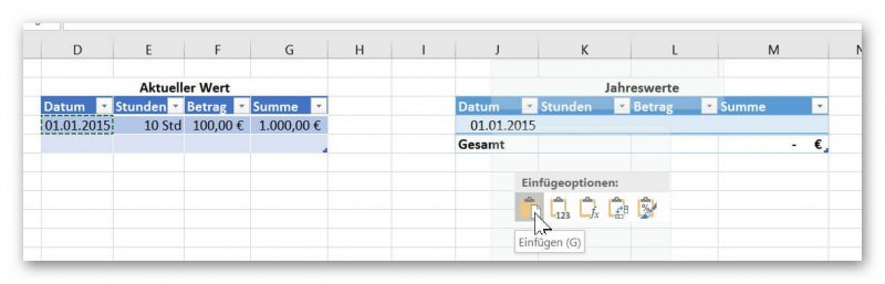 Makro in Excel 2016 erstellen