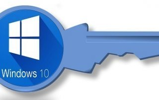 Windows 10 Key auslesen