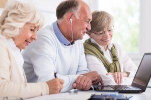 Computerkurse für Senioren / Anfänger