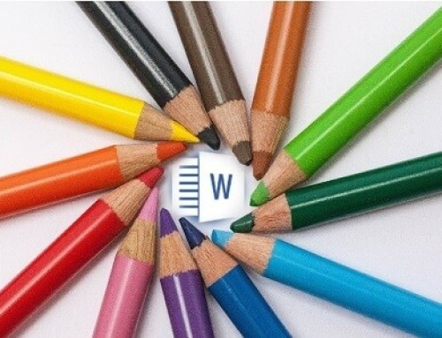 Flyer und Visitenkarten in Microsoft Word 2016 erstellen