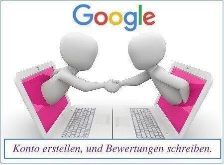 So schreiben Sie Rezensionen bei Google