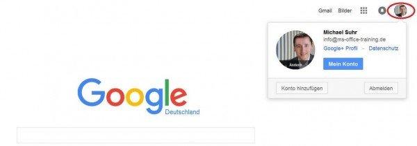 Check Google Login