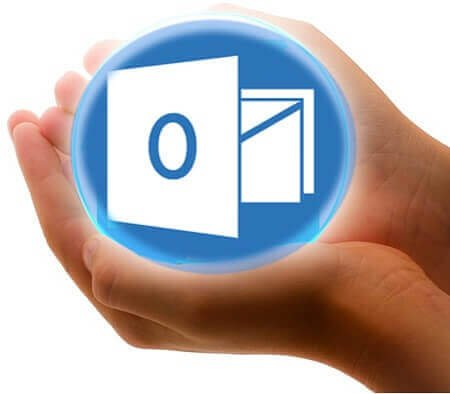 PST Datei in Outlook sichern