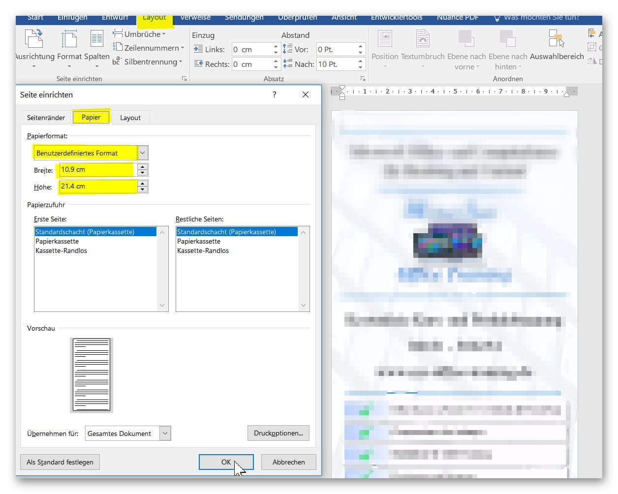Create Flyers And Business Cards With Microsoft Word Yourself