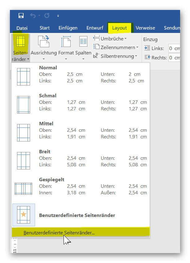Flyer Und Visitenkarten Mit Microsoft Word Spielend Selbst
