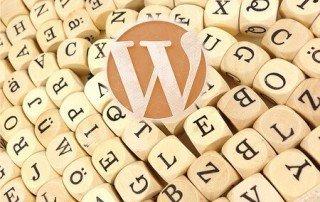 Schriftarten in Wordpress erweitern - Title