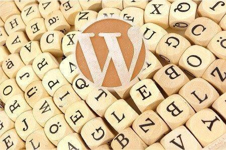 Schriftarten in WordPress erweitern