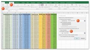 Datenbereich für Pivot Table festlegen