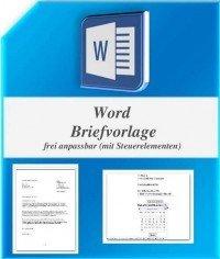 Word Standard Briefvorlage