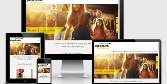 Globalhealthinsurance GmbH - Versicherungsmakler