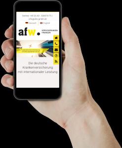 Wie wichtig ist die Optimierung für mobile Geräte?
