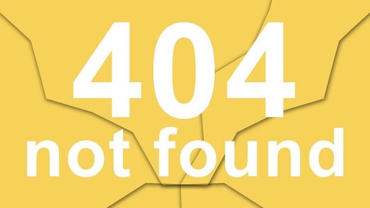 So umgehen Sie den Fehler 404 auf Ihrer Webseite richtig