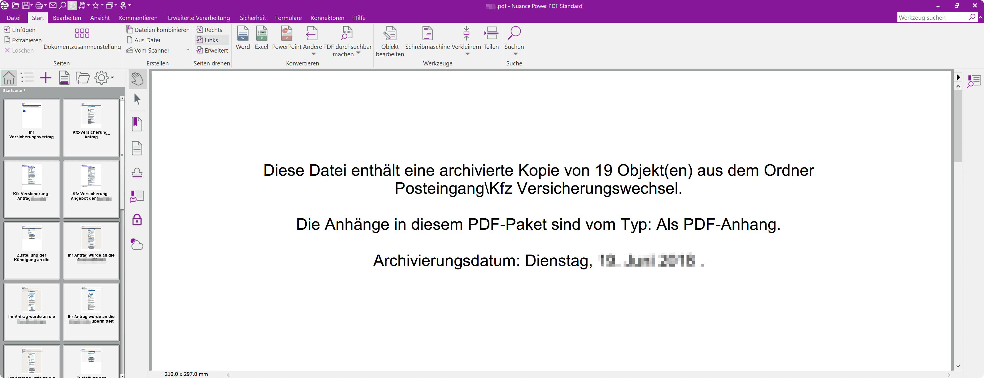 4. E-Mail Archivierung Nuance Power PDF