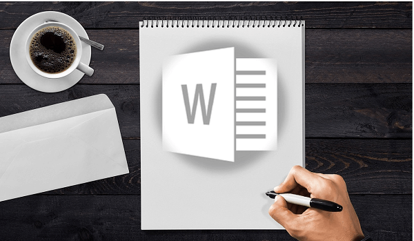 Create letter template with Word
