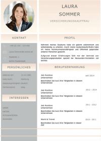 CV Golden Candidate