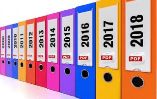 E-Mails als PDF archivieren