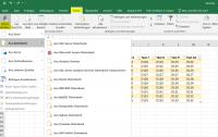 Excel 2019 - Datenabfragen