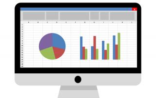 Diagramme in Excel 2016 erstellen