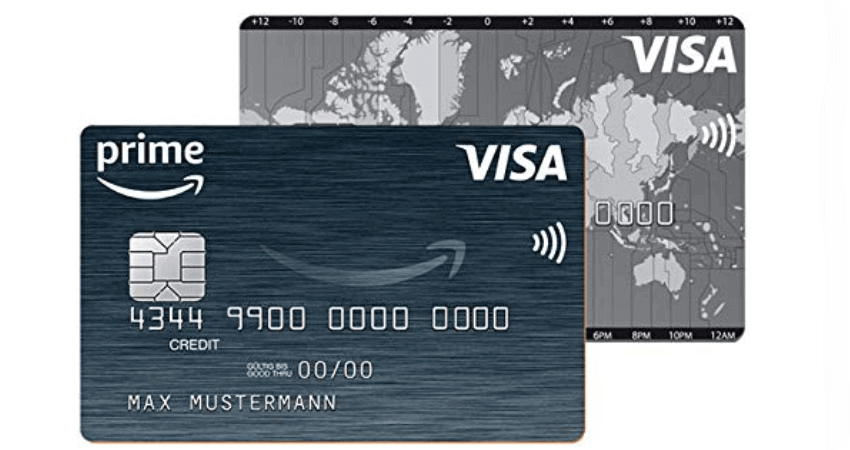 Amazon Visa Karten Test