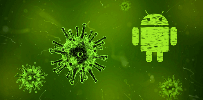 That's why antivirus programs are useful for the smartphone