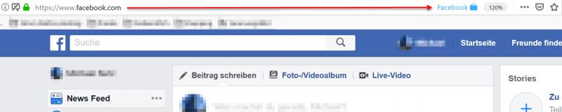Facebook Container Addon Mozilla Firefox