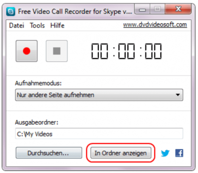Free Skype Recorder