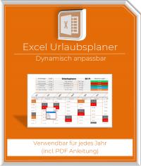 Excel Premium Urlaubsplaner