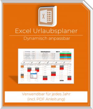 Excel Urlaubsplaner