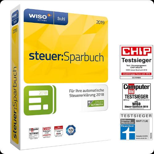 Bestseller Steuersoftware