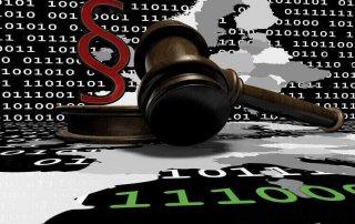 Das Recht auf Vergessenwerden - Art.17 DSGVO nur innerhalb der EU gueltig