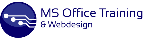 MS Office Training & Webdesign Logo