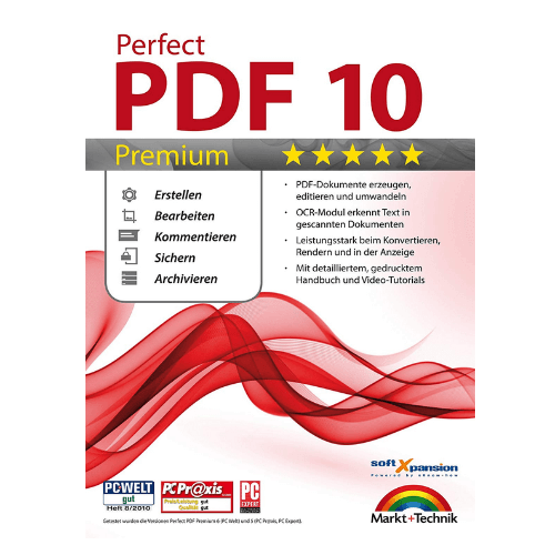 Bestseller PDF Software