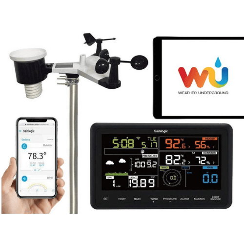 Bestseller Smart-Home Wetterstationen
