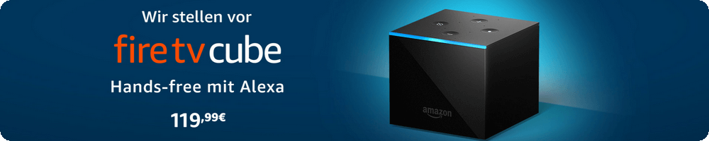 Fire TV Cube Angebot