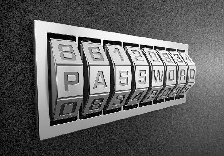How to create secure passwords for your online accounts
