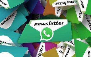 Newsletter und Massensendungen werden in WhatsApp kuenftig verboten