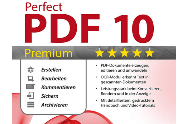 Bestseller PDF-Software