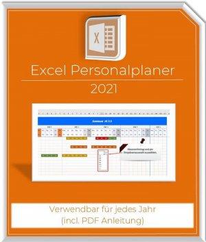 Excel Personalplaner 2021