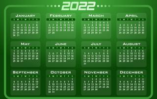 Excel Kalender 2022 erstellen